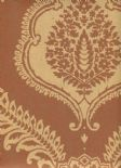 Alhambra Wallpaper Zoraya Damask 2618-21305 By Kenneth James For Portfolio
